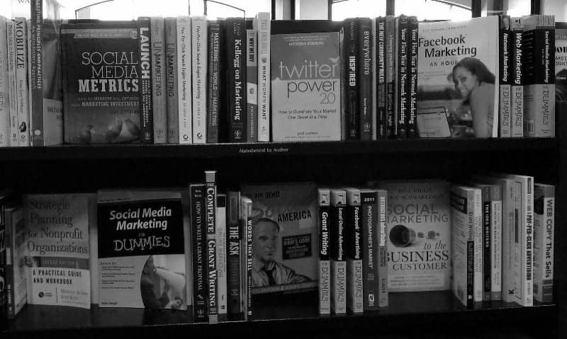 15 βιβλία για το digital marketing