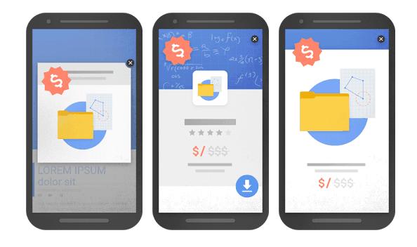 """""""Παράνομα"""" τα Pop-ups από την Google"""