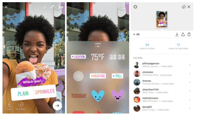 Polls in Instagram Stories. Τι είναι και πως γίνονται