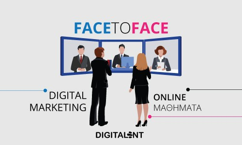 FACE-TO-FACE digital marketing courses