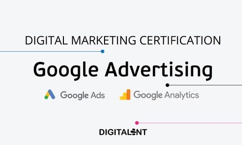 Google advertising certification