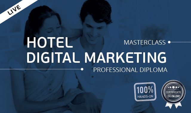 hotel digital marketing diploma