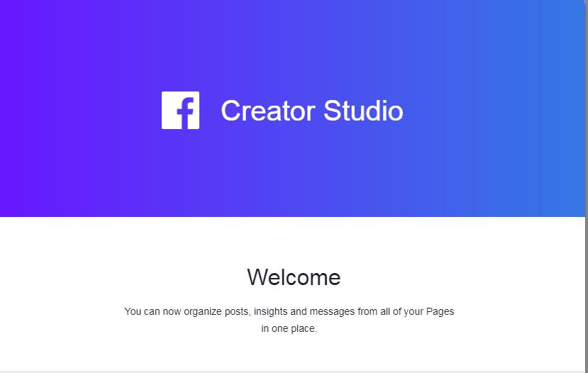 Πως να χρησιμοποιήσετε το facebook creator studio για να δημοσιεύετε στο instagram