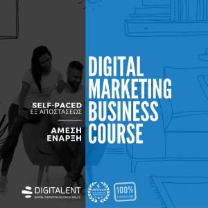 seminaria digital marketing Business Course