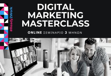 digital marketing Masterclass _