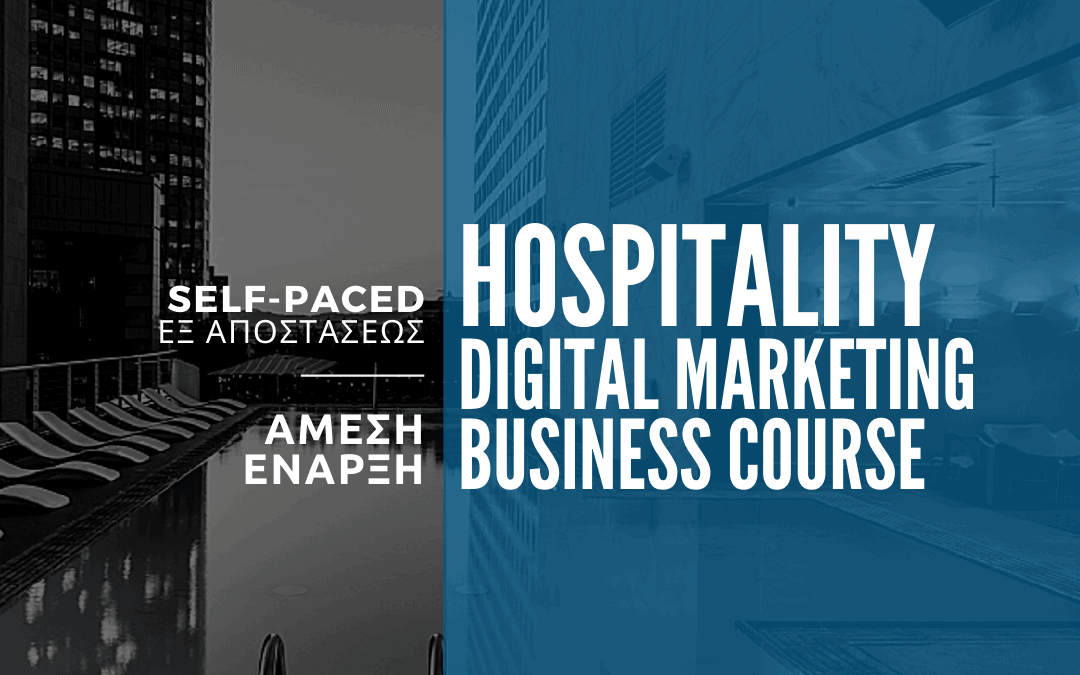 Hospitality Digital Marketing Business Course