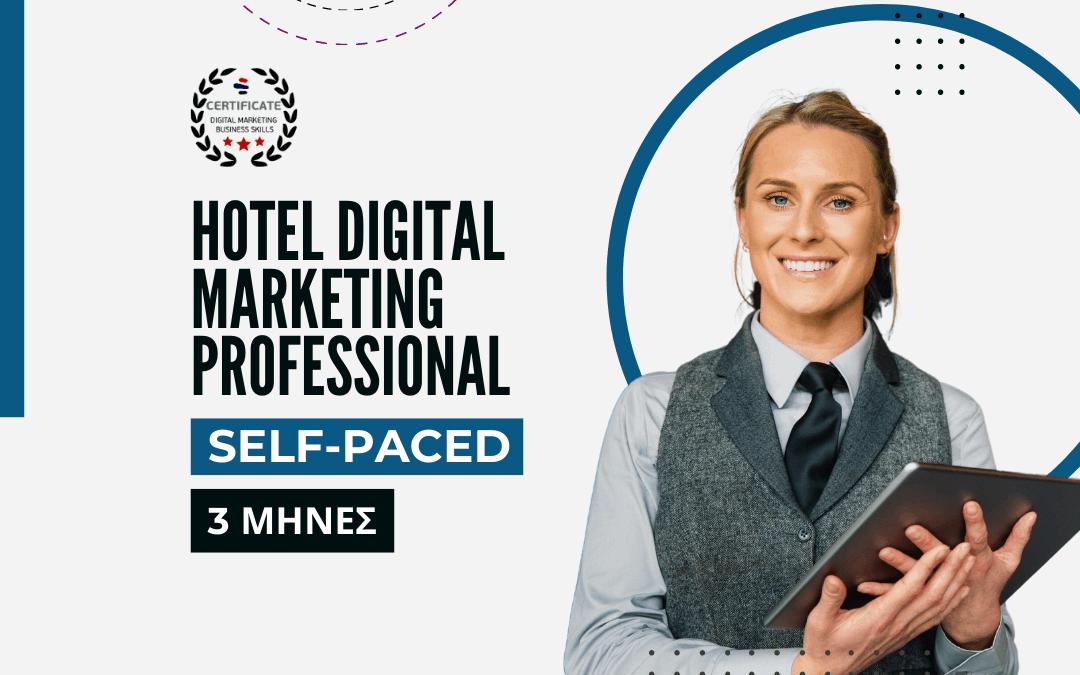 Hospitality Digital Marketing Business Course