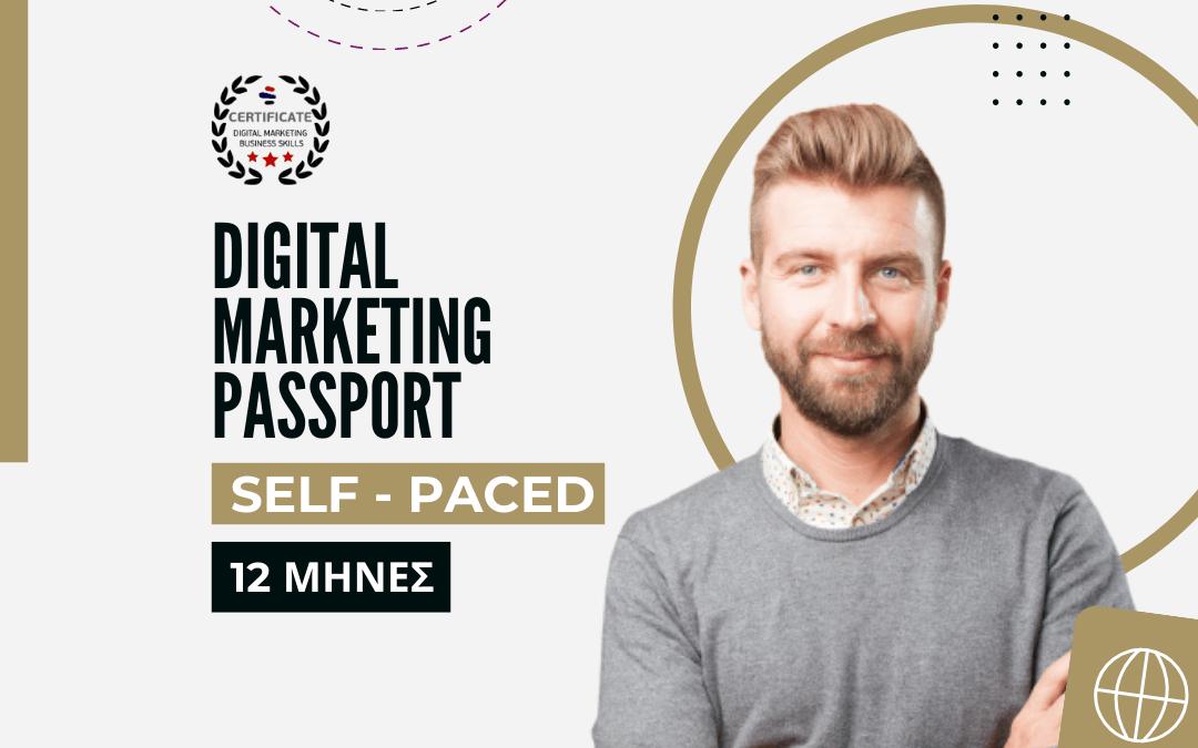 360 DIGITAL PASSPORT: Digital Marketing Course
