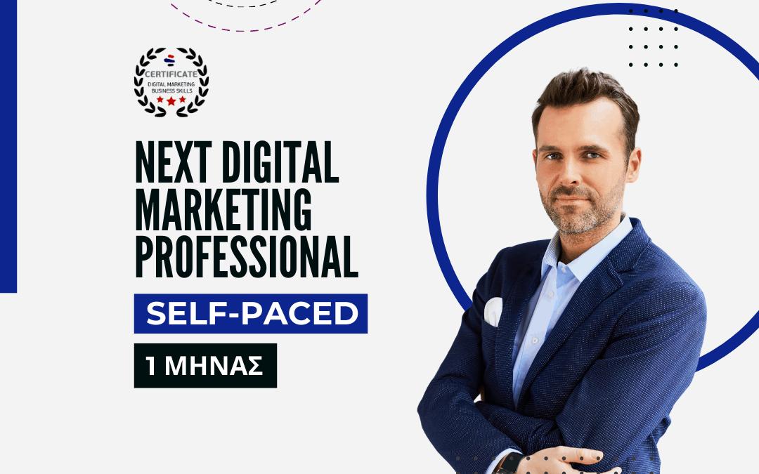 NEXT Digital Marketing Professional