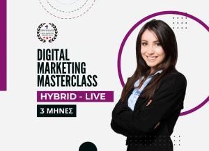 Hybrid Digital Marketing Masterclass